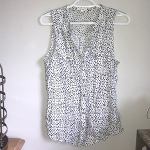 Maurices button down tank